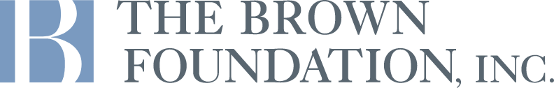 Logo - The Brown Foundation