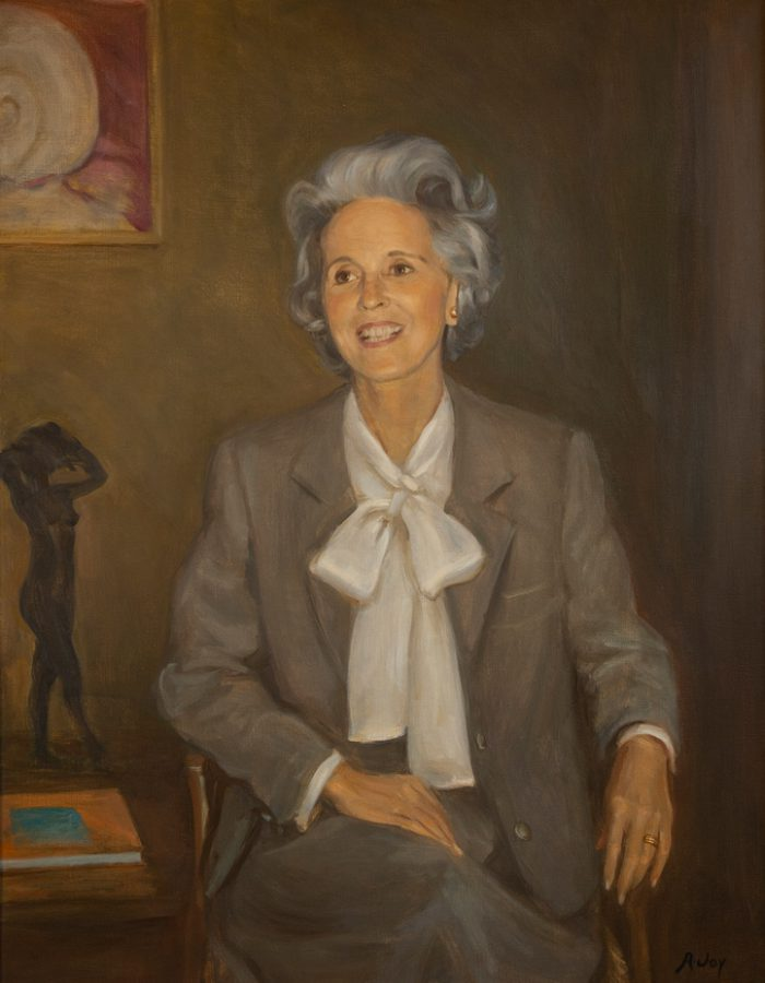 Alice Pratt Brown - The Brown Foundation
